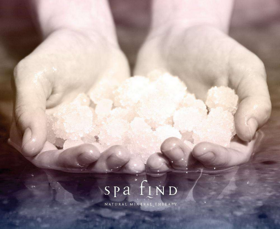 Spa Find Mineral Therapy