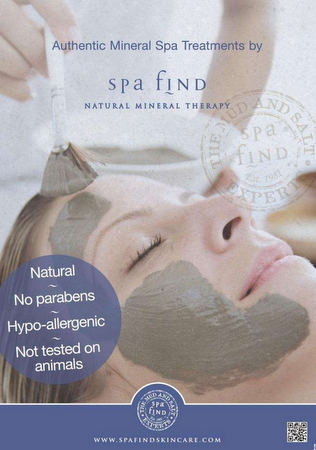 Spa Find mud