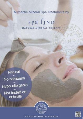 Spa Find mud