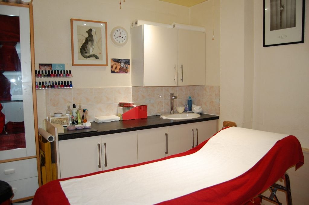 Beauty Therapy Treatment Room