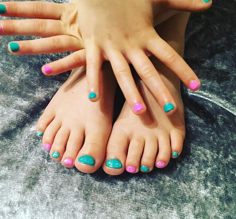 Children's Nail Paint
